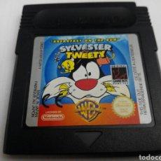 Videojuegos y Consolas: SYLVESTER & TWEETY BREAKFAST ON THE RUN GAME BOY NINTENDO. Lote 275970363