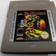 Videojuegos y Consolas: DR FRANKEN GAME BOY NINTENDO. Lote 275971148