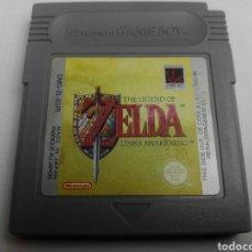 Videojuegos y Consolas: THE LEGEND OF ZELDA LINK'S AWAKENING GAME BOY NINTENDO. Lote 276380623