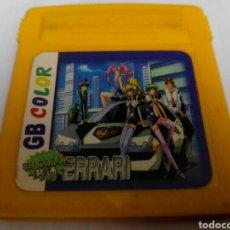Videojuegos y Consolas: FERRARI GRAND PRIX CHALLENGE GAME BOY CLÓNICO. Lote 276421673