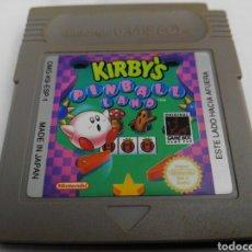Videojuegos y Consolas: KIRBY'S PINBALL LAND GAME BOY NINTENDO. Lote 276421763