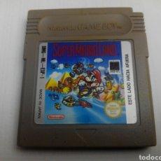 Videojuegos y Consolas: SUPER MARIO LAND GAME BOY NINTENDO. Lote 276422818
