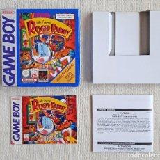Videogiochi e Consoli: CAJA VACÍA E INSTRUCCIONES PARA EL VIDEOJUEGO ROGER RABBIT DE NINTENDO GAME BOY GAMEBOY. Lote 276643828