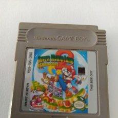 Videojuegos y Consolas: SUPER MARIO LAND 2 GAMEBOY NINTENDO GB ORIGINAL 100%. Lote 277124548