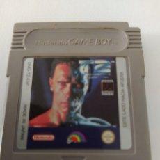 Videojuegos y Consolas: TERMINATOR 2 GAMEBOY NINTENDO GB ORIGINAL 100% PAL-ESPAÑA. Lote 277124688