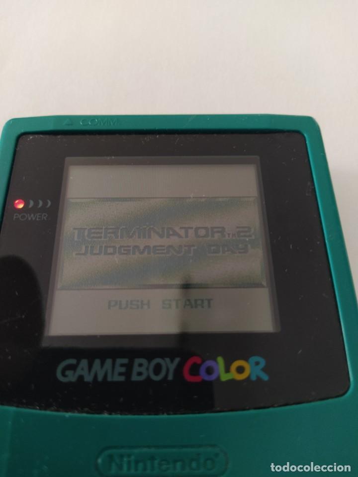 Videojuegos y Consolas: TERMINATOR 2 GAMEBOY NINTENDO GB ORIGINAL 100% PAL-ESPAÑA - Foto 3 - 277124688