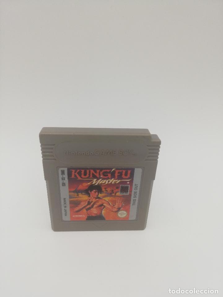 KUNG FU MASTER GAME BOY NINTENDO (Juguetes - Videojuegos y Consolas - Nintendo - GameBoy)