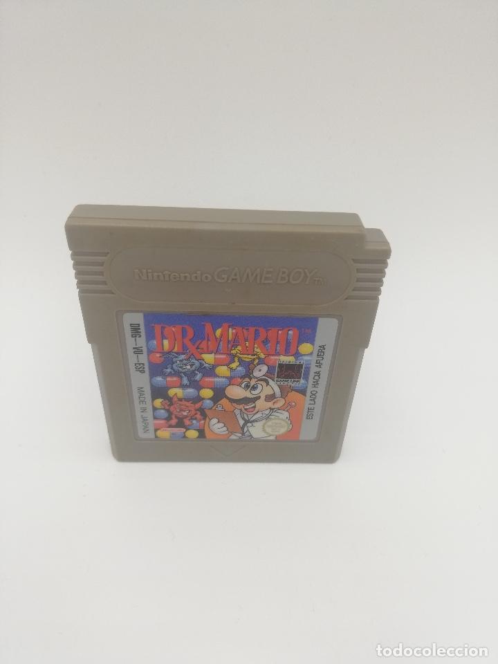 DR MARIO X NINTENDO GAME BOY (Juguetes - Videojuegos y Consolas - Nintendo - GameBoy)