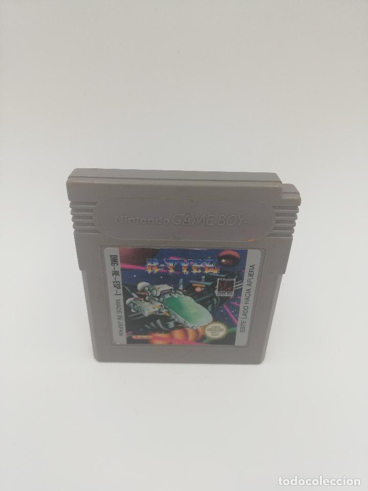 R-TYPE NINTENDO GAME BOY (Juguetes - Videojuegos y Consolas - Nintendo - GameBoy)