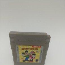 Videojuegos y Consolas: MICKEY MOUSE GAME BOY NINTENDO. Lote 277449713