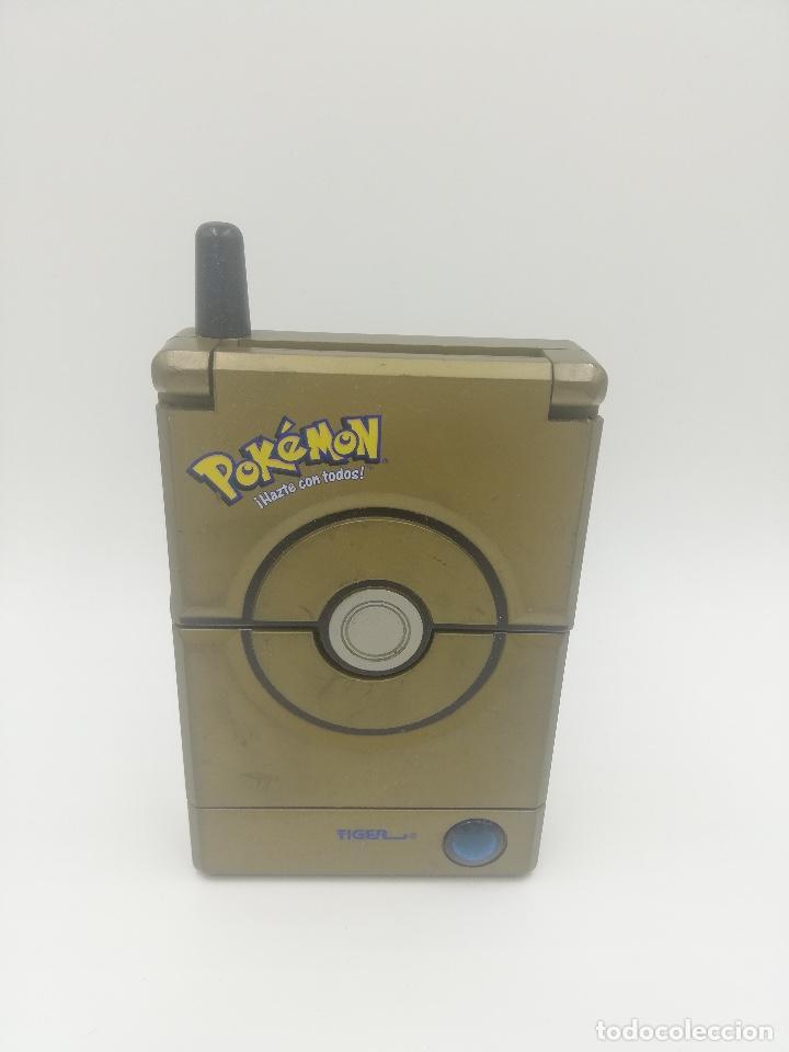 POKEDEX TIGER POKEMON 2001 NINTENDO (Juguetes - Videojuegos y Consolas - Nintendo - GameBoy)
