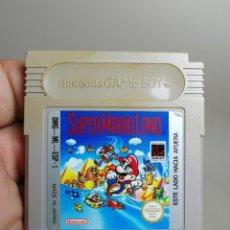 Videojuegos y Consolas: SUPER MARIO LAND-MARIOLAND CARTUCHO GAMEBOY. Lote 278403503