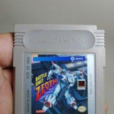 Videojuegos y Consolas: BATTLE UNIT ZEOTH . NINTENDO GAME BOY CARTUCHO. Lote 278405118