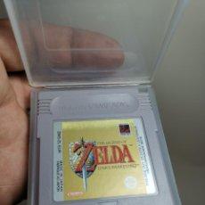 Videojuegos y Consolas: THE LEGEND OF ZELDA LINKS AWAKENING NINTENDO GAME BOY CARTUCHO. Lote 278407383