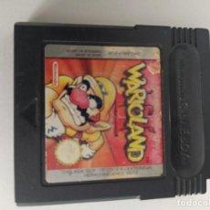Videojuegos y Consolas: WARIO LAND NINTENDO GAMEBOY GB. Lote 278594098