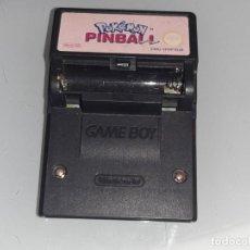 Videojuegos y Consolas: NINTENDO GAME BOY : ANTIGUO JUEGO POKEMON PINBALL - DMG - VPHP - EUR AÑO 2001. Lote 278970523