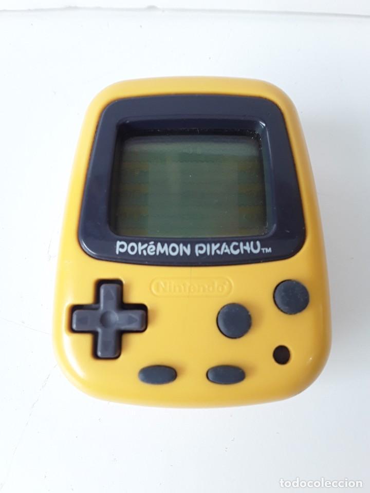 NINTENDO POKÉMON PIKACHU 1998 EN FUNCIONAMIENTO (Juguetes - Videojuegos y Consolas - Nintendo - GameBoy)