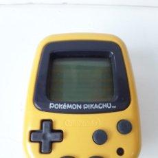 Videojuegos y Consolas: NINTENDO POKÉMON PIKACHU 1998 EN FUNCIONAMIENTO. Lote 283035378