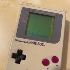 Videojogos e Consolas: CONSOLA GAME BOY (1989) - ORIGINAL - FUNCIONAL - NINTENDO GAMEBOY. Lote 284642078