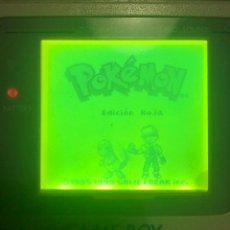 Videojuegos y Consolas: POKEMON ROJO GAMEBOY (FUNCIONANDO). Lote 285324393