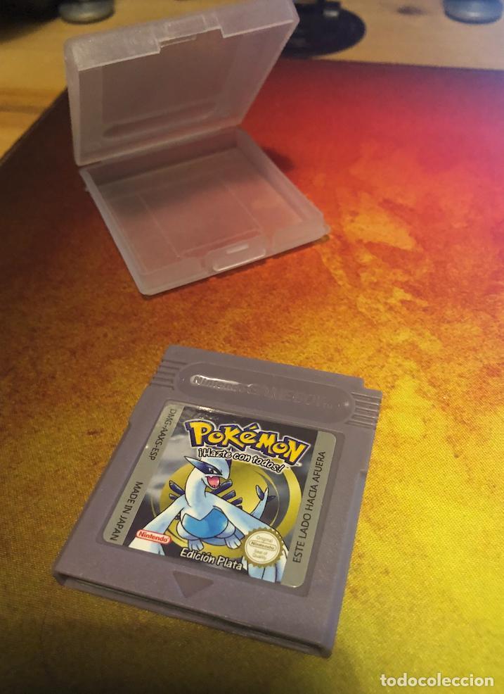Videojuegos y Consolas: Pokemon Plata Gameboy (Funcionando) - Foto 3 - 285324633