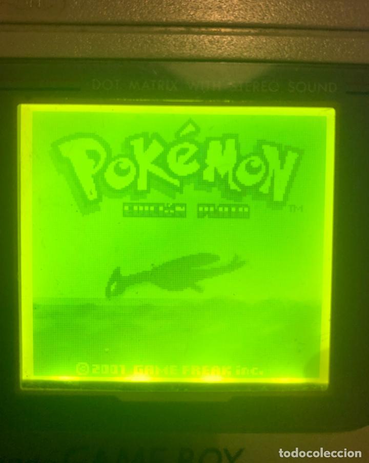 POKEMON PLATA GAMEBOY (FUNCIONANDO) (Juguetes - Videojuegos y Consolas - Nintendo - GameBoy)