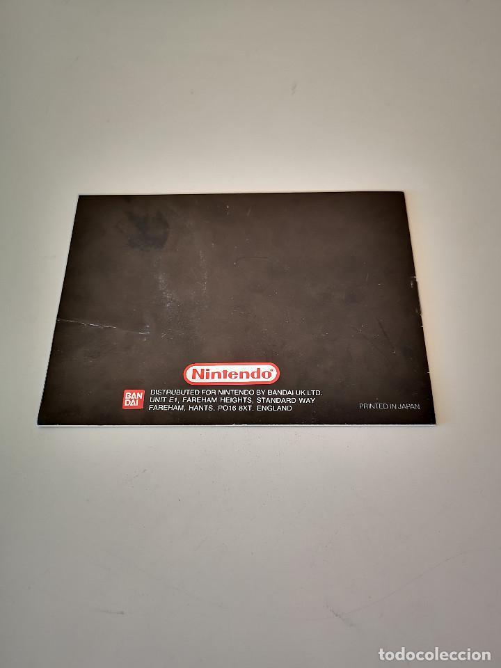 Videojuegos y Consolas: SOLAR STRIKER GAME BOY MANUAL DE INSTRUCCIONES NINTENDO SOLARSTRIKER JUEGO CARTUCHO CONSOLA - Foto 2 - 286874348
