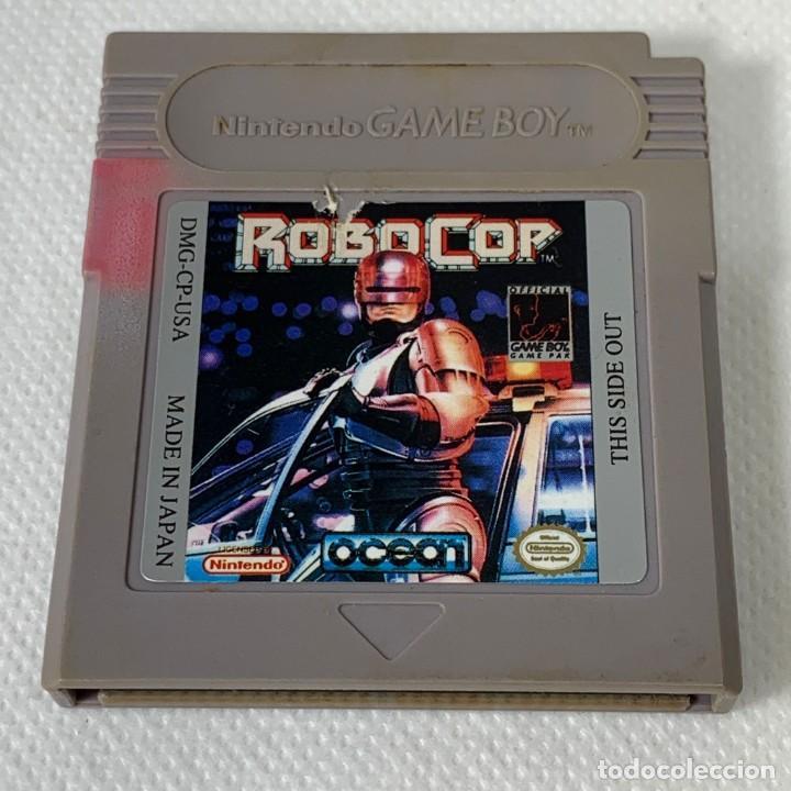 VIDEOJUEGO NINTENDO - GAME BOY - GAMEBOY - ROBOCOP - USA (Juguetes - Videojuegos y Consolas - Nintendo - GameBoy)