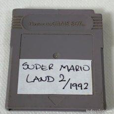 Videojuegos y Consolas: VIDEOJUEGO NINTENDO - GAMEBOY - GAME BOY - SUPER MARIO LAND 2 - ESP. Lote 286957018