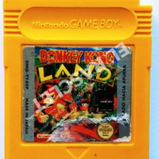 Videojuegos y Consolas: CARTUCHO JUEGO NINTENDO GAME BOY - DONKEY KONG -LAND-. Lote 287081988