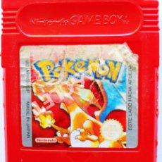 Videojuegos y Consolas: CARTUCHO JUEGO NINTENDO GAME BOY - POKEMON. Lote 287082258