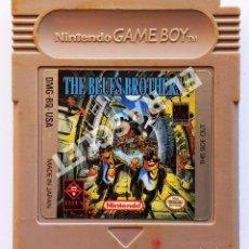 Videojuegos y Consolas: CARTUCHO JUEGO NINTENDO GAME BOY - THE BLUES BROTHERS. Lote 287082718