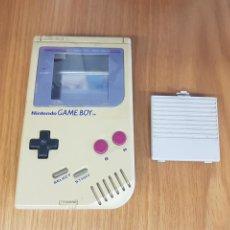 Videojuegos y Consolas: CARCASA NINTENDO ORIGINAL GAME BOY FAT-COMPLETA. Lote 287469153
