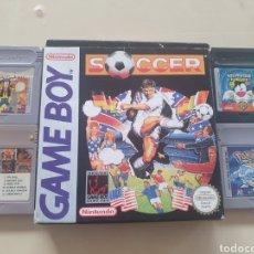 Videojuegos y Consolas: LOTE JUEGOS GAME BOY (LEER DESCRIPCION). Lote 287586018
