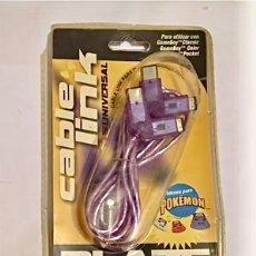 Videojuegos y Consolas: UNIVERSAL CABLE LINK [BLAZE] 1998 [NINTENDO GAMEBOY CLÁSICA COLOR POCKET] GAME BOY POKEMON. Lote 287722028