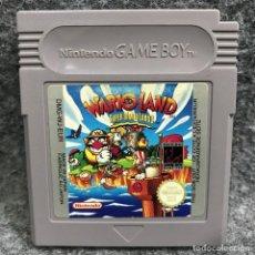 Videojuegos y Consolas: WARIO LAND SUPER MARIO LAND 3 NINTENDO GAME BOY GB. Lote 287805063