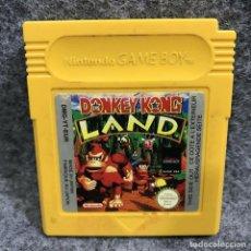Videojuegos y Consolas: DONKEY KONG LAND NINTENDO GAME BOY GB. Lote 287805098