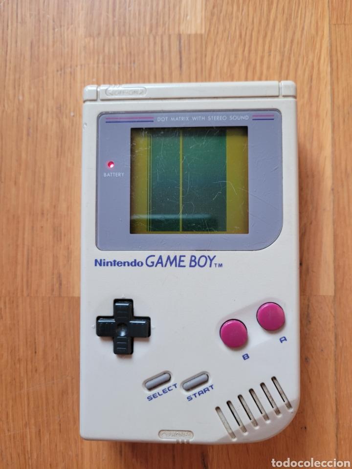 GAME BOY NINTENDO (Juguetes - Videojuegos y Consolas - Nintendo - GameBoy)