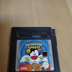 Videojuegos y Consolas: NINTENDO GAME BOY SYLVESTER AND TWEETY. Lote 287897013