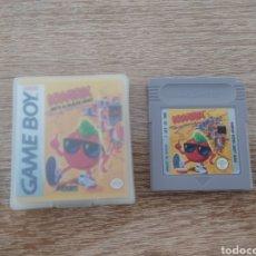 Videojuegos y Consolas: JUEGO GAME BOY KWIRK + CAJA Y CARATULA - NINTENDO GAMEBOY. Lote 288375953