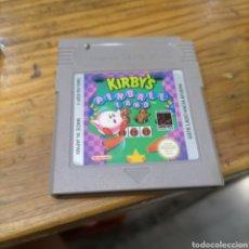 Videojuegos y Consolas: KIRBY'S PINBALL LAND GAMEBOY COMPROVADO. Lote 288600363