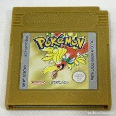 Videojuegos y Consolas: VIDEOJUEGO GAMEBOY - POKÉMON EDICIÓN ORO - ESP. Lote 288641883