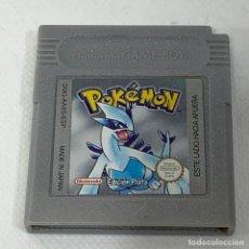 Videojuegos y Consolas: VIDEOJUEGO GAMEBOY - POKÉMON EDICIÓN PLATA - ESP. Lote 288643463