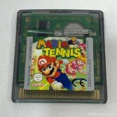 Videojuegos y Consolas: VIDEOJUEGO GAMEBOY COLOR - MARIO TENNIS - EUR. Lote 288643813
