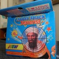Videojuegos y Consolas: GAME WATCH UNDER ATTACK TERRORIST 3D PIRATE BIN LADEN 9-11 GAME TOY NEW NOT NINTENDO. Lote 288647863