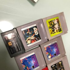 Videojuegos y Consolas: LOTE VIDEOJUEGOS GAME BOY ANTIGUOS. Lote 289302773