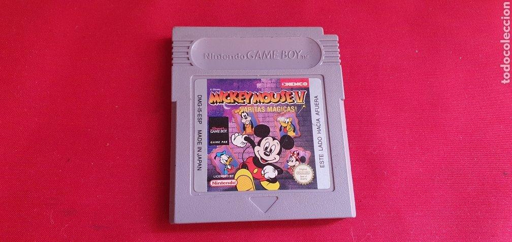 JUEGO NINTENDO GAME BOY (Juguetes - Videojuegos y Consolas - Nintendo - GameBoy)