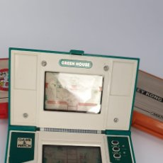 Videojuegos y Consolas: NINTENDO GAME AND WACHT GREEN HOUSE. Lote 293116238