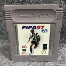 Videojuegos y Consolas: FIFA 97 NINTENDO GAME BOY GB. Lote 293247598