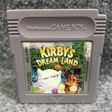Videojuegos y Consolas: KIRBYS DREAM LAND NINTENDO GAME BOY GB. Lote 293247603